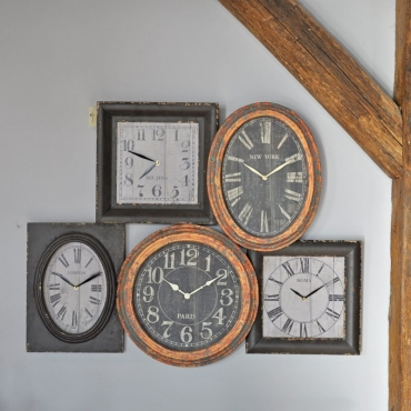 HORLOGE MULTIPLE DIALMA BROWN
