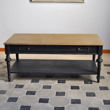 Table basse NEW LEGEND 120x50x60cm