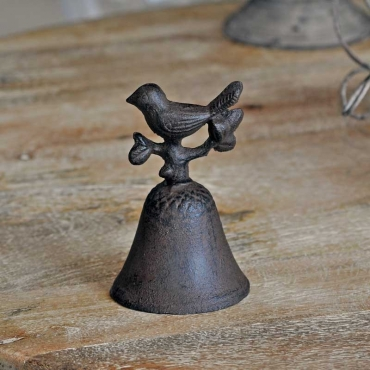 CLOCHETTE DE TABLE - OISEAU