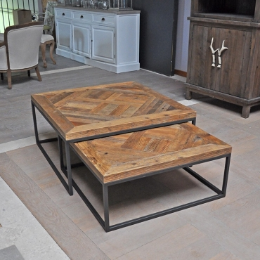 Set tables basse DIALMA BROWN