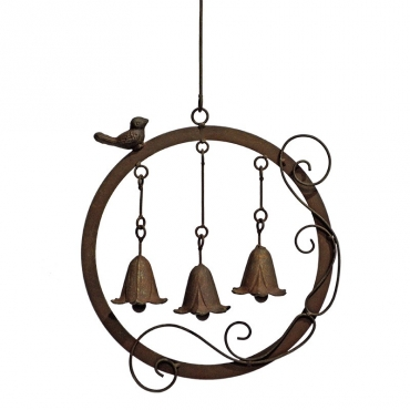 SUSPENSION CLOCHETTE VOLUTES