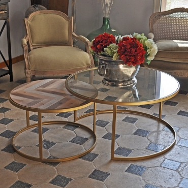 TABLE BASSE GIGOGNE ISABELLA