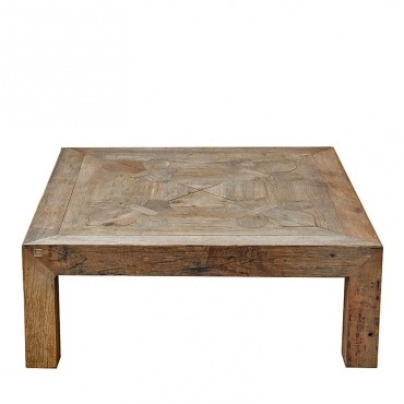 Table basse Provence 110x110x40 cm
