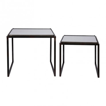 Tables gigognes 51x41.5x47.5 cm