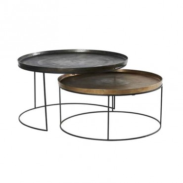 Table basse Zurich set de 2
