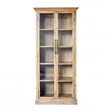 Cabinet camille nat 97x45x217cm
