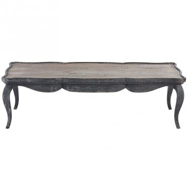 Table Basse Louis XV Gabrielle 140x65x40 cm