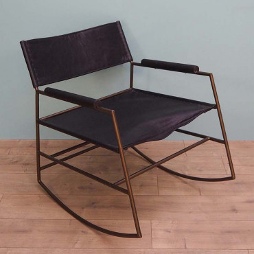 Rocking chair Allister 76x73x60cm