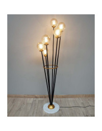 Lampadaire industriel Artifice 175x49cm