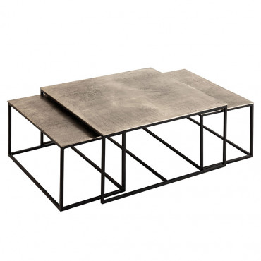Table gigogne Felia 38x42cm