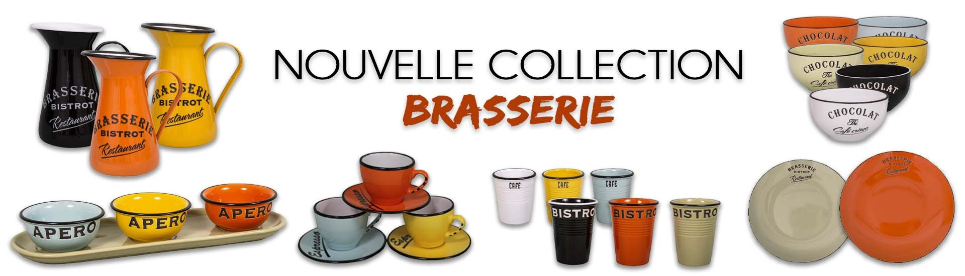 Collection brasserie Antic Line